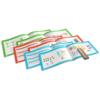 Годовой комплект учебников по ментальной арифметике (3 уровня) + Абакус