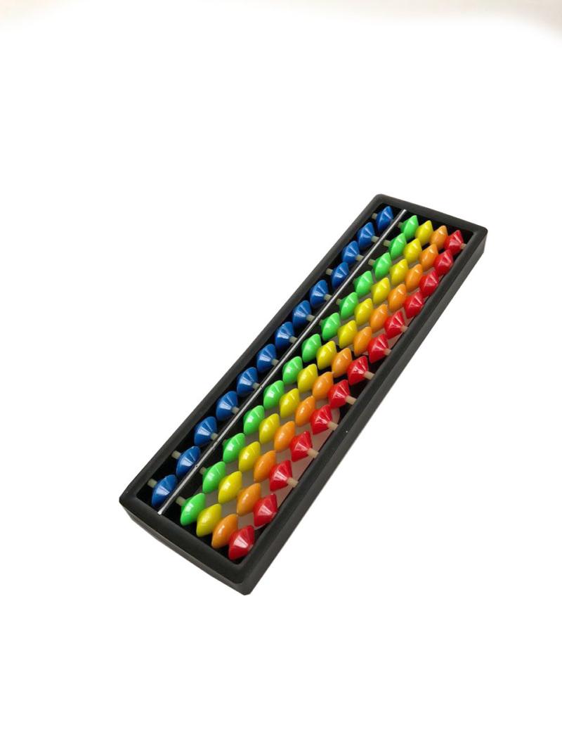 Абакус 13 рядов, цветной