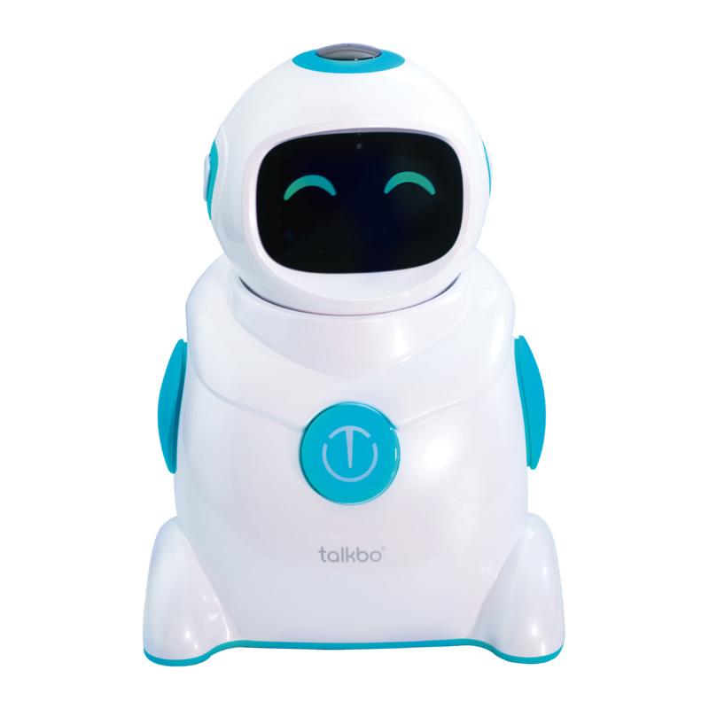 Робот TalkBo учитель английского языка